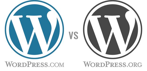 Com vs org