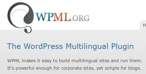 WPML Flersprogsmodul