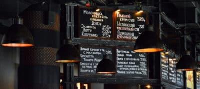 Begræns en menu til 2 niveauer