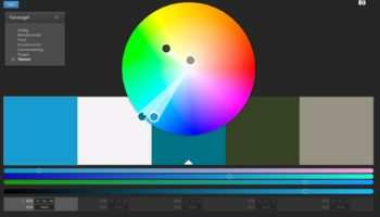 Udskift paletten i Tilpasser/Customizer