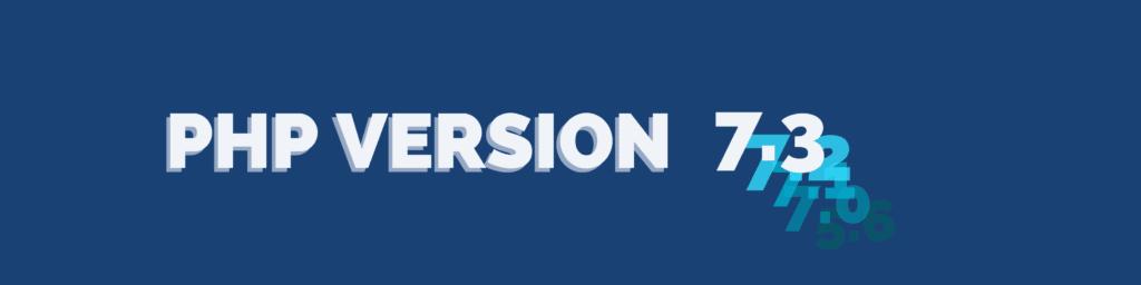php version header