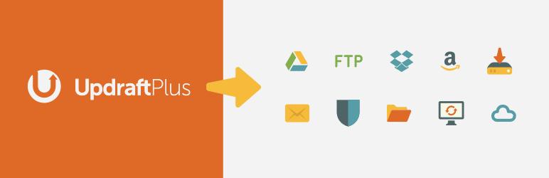 Updraftplus er et af de mest almindelige plugins til backup