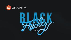 Gravity forms logo til black friday sale